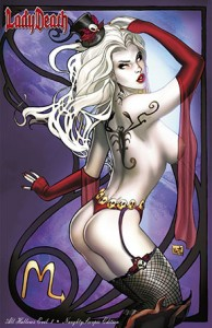 All Hallows Evil #1 Naughty Scorpio Edition