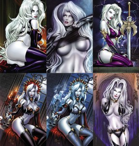 New Lady Death Prints
