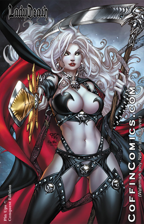 Lady Death: Pin Ups #1 – Conquest Edition