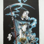 Jensen Original (Hughes) – cover from Lady Death: The Crucible #6