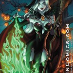 Lady Death: Spellbound – 11 * 17 Print