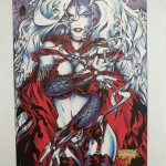 Jensen Original (Lindo) – page from Lady Death in Lingerie