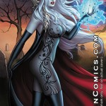Lady Death: Naughty Autumn – 11 * 17 Print